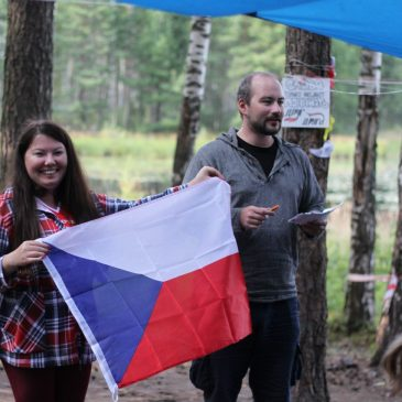 CALL FOR VOLUNTEERS – SUMMER CAMP IN RUSSIA